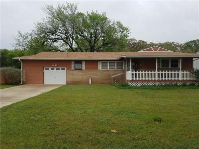Kennedale Single Family Home Active Option Contract: 6235 Century Drive