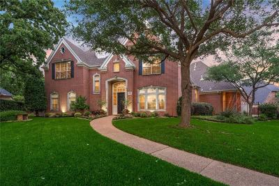 Colleyville Single Family Home Active Option Contract: 7009 Orchard Hill Court