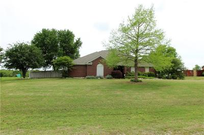 Midlothian Single Family Home For Sale: 3850 Willow Creek Drive