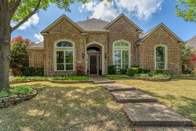 Frisco Single Family Home For Sale: 5765 Red Hill Lane