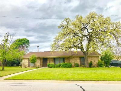 Hurst Residential Lease For Lease: 600 Tumbleweed Drive