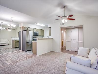 Condo Active Option Contract: 5913 Lake Hubbard Parkway #223