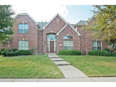 Dallas County, Denton County, Collin County, Cooke County, Grayson County, Jack County, Johnson County, Palo Pinto County, Parker County, Tarrant County, Wise County Single Family Home For Sale: 14617 Turnbridge Drive