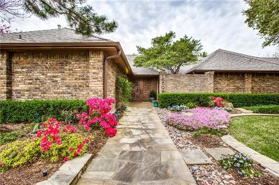 Single Family Home For Sale: 16509 Loch Maree Lane
