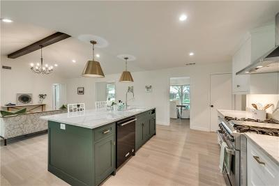 Single Family Home For Sale: 7047 Town Bluff Drive