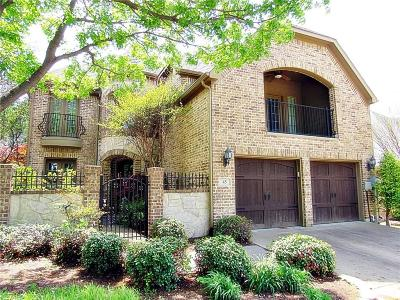 Frisco Single Family Home For Sale: 45 Mill Pond Drive