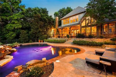 Grapevine TX Single Family Home For Sale: $1,400,000