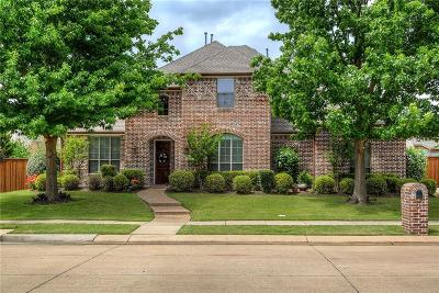 Prosper Single Family Home For Sale: 861 High Willow Drive