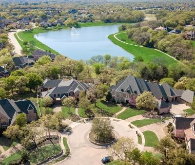 Colleyville Single Family Home For Sale: 7408 Braemar Terrace