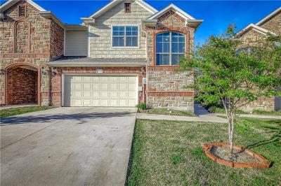 Irving Townhouse For Sale: 3715 Venice Drive