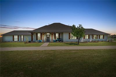 Celina Single Family Home For Sale: 9290 Chisholm Trail