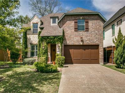 Dallas County Single Family Home For Sale: 5811 Kenwood Avenue