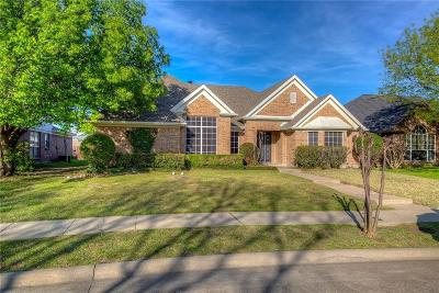 Mesquite Single Family Home For Sale: 1224 Woodthorpe Drive