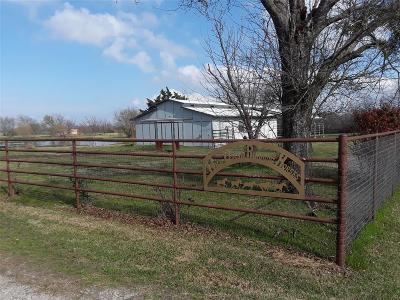 Terrell Farm & Ranch For Sale: 20002 County Road 324