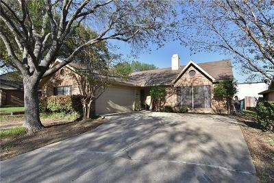 Single Family Home Active Option Contract: 7924 Firefly Drive