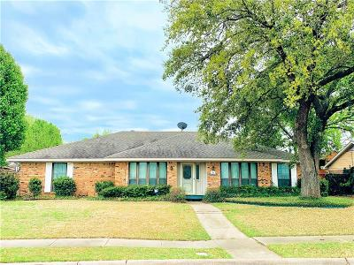 Garland Single Family Home For Sale: 106 Colonel Drive