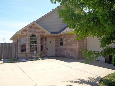 Wise County Single Family Home For Sale: 203 Half Moon Way
