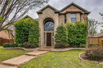 Allen Single Family Home For Sale: 1504 Sundown Lane