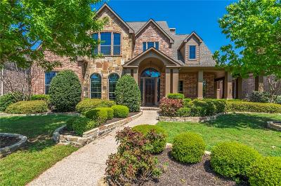Frisco Single Family Home For Sale: 3530 Munstead Trail
