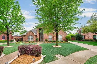 Flower Mound Single Family Home Active Option Contract: 3713 Lavorton Place