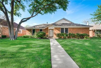 Allen Single Family Home For Sale: 1535 Haven Place