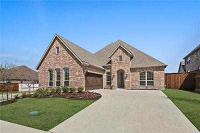 Allen Single Family Home Active Option Contract: 616 Cotton Gin Trail