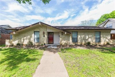 Duncanville Single Family Home Active Option Contract: 219 S Alexander Avenue