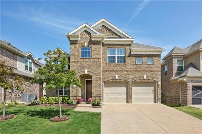 Little Elm Single Family Home Active Option Contract: 14213 Sugar Hill Drive
