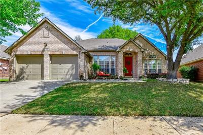 Flower Mound Single Family Home Active Option Contract: 1016 Laurel Oak Drive