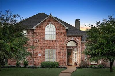 Wylie Single Family Home Active Option Contract: 1703 Ashwood Drive