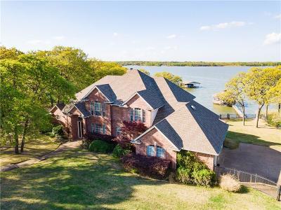 Azle Single Family Home For Sale: 425 Schooner Drive