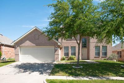 Crowley Single Family Home Active Option Contract: 689 S Heights Drive