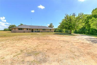 Hudson Oaks Single Family Home For Sale: 3902 E Bankhead Highway