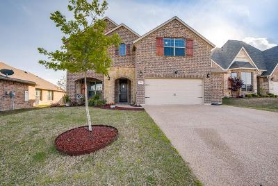 Forney Single Family Home For Sale: 512 Spruce Trail