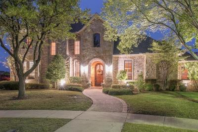 McKinney Single Family Home For Sale: 7700 Masters Court