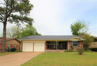 Sherman Single Family Home For Sale: 1207 Blanton Drive