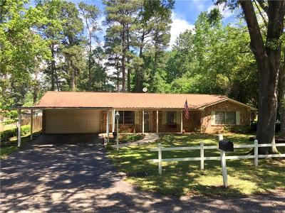 Longview Single Family Home For Sale: 313 W Elm Creek Drive