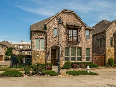 Farmers Branch Single Family Home Active Contingent: 2519 Charlie Bird Parkway