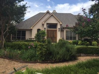 Cedar Hill Single Family Home For Sale: 1111 Mobley Road