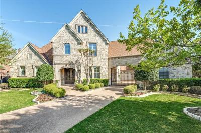 Southlake Single Family Home For Sale: 1212 Clubhouse Court