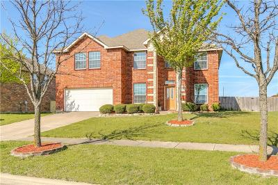 Cedar Hill Single Family Home For Sale: 1619 Willow Lane
