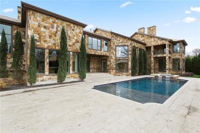 Dallas County Single Family Home For Sale: 4511 Watauga Road