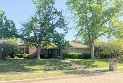 Carrollton Single Family Home Active Option Contract: 1003 Rosewood Place