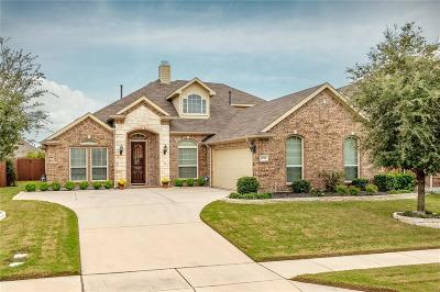 Fort Worth Single Family Home Active Kick Out: 11712 Wolfcreek Lane
