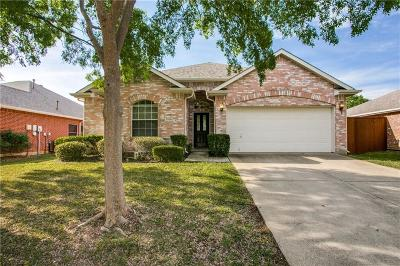 Flower Mound Single Family Home Active Option Contract: 2705 Timberline Drive