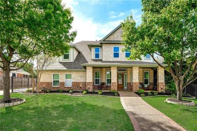 North Richland Hills Single Family Home For Sale: 8100 Beverly Drive