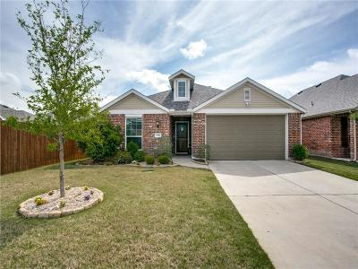 Wylie Single Family Home For Sale: 1306 Denay Lane