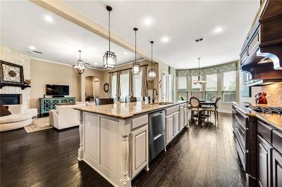 Allen Single Family Home Active Option Contract: 963 Euclid Drive
