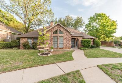 Grapevine Single Family Home Active Option Contract: 2149 N Aspenwood Drive