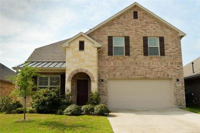 Fate Single Family Home For Sale: 119 Pleasant Hill Lane